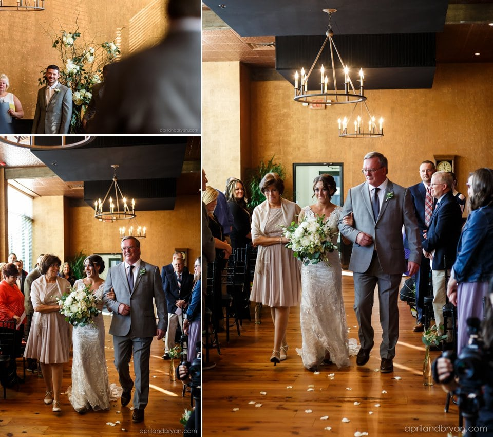 the warehouse at the cork factory hotel wedding