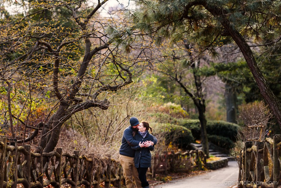 New York City Engagement Photographer
