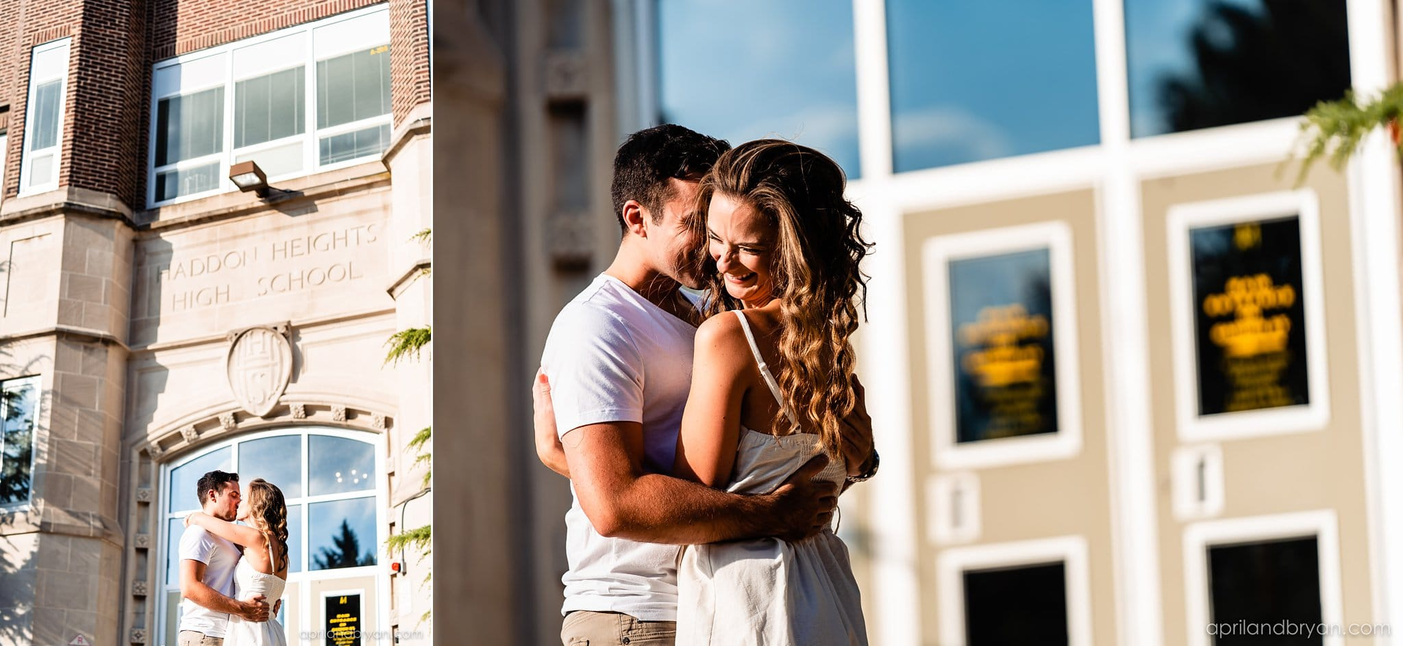 Hometown Engagement Session