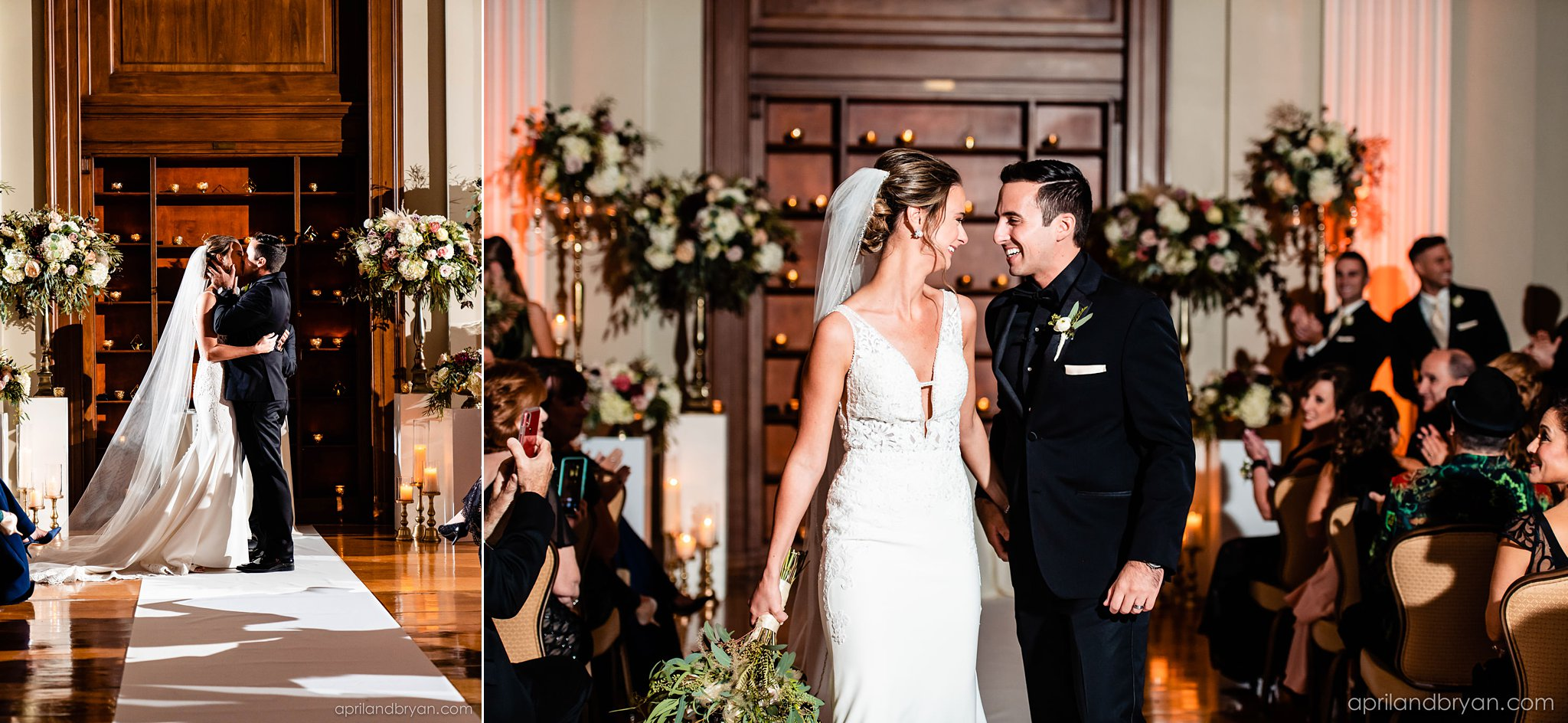 Franklin Institute Wedding Photographer
